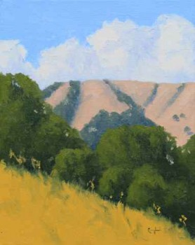 Carmel Valley ( Study ) by Donald  Craghead