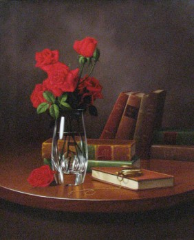 Red Roses and Classics by Rino Gonzales